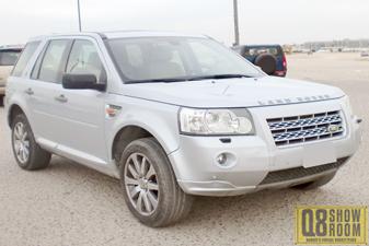 Land Rover LR2 2008 4x4