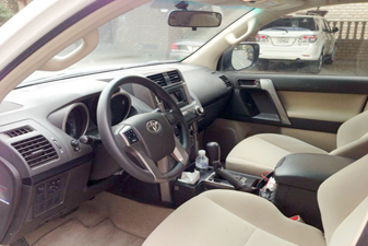 Toyota Prado 2013 4x4
