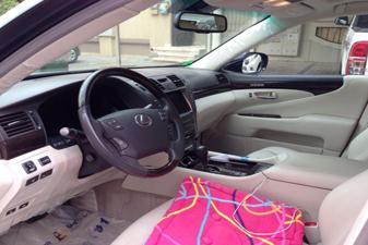 Lexus LS 460 L 2009 Sedan