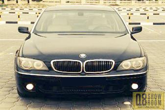 BMW 750 Li 2006 Sedan