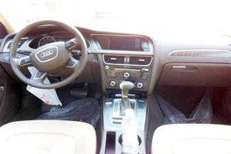 Audi A4 2013 Sedan