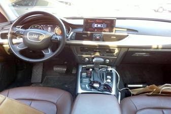 Audi A6 2013 Sedan