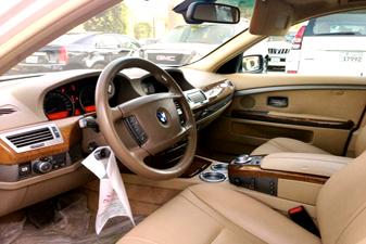 BMW 730Li 2008 Sedan