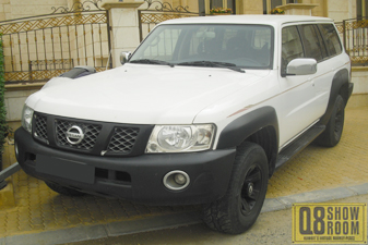 Nissan Patrol 2008 4x4