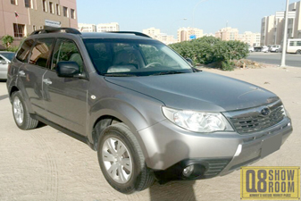 Subaru forester 2009 Family