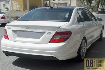 Mercedes C 200 2010 Sedan