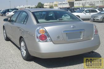 Nissan Altima 2005 Sedan