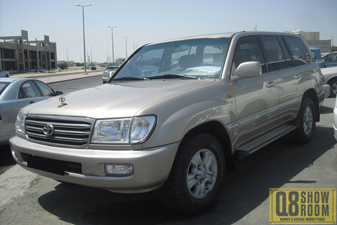 Toyota Land Cruiser 2003 4x4