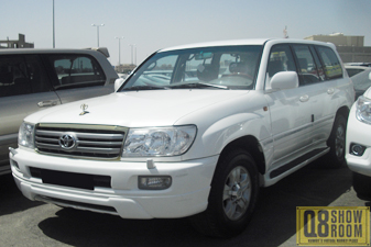 Toyota Land Cruiser 2007 4x4