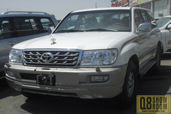 Toyota Land Cruiser 2002 4x4