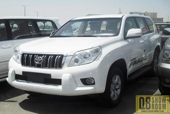 Toyota Prado 2011 4x4