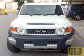 Toyota FJ Cruiser 2011 4x4