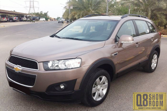 Chevrolet Captiva 2013 Family