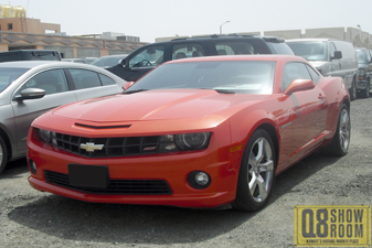 Chevrolet Camaro SS 2011 Sports