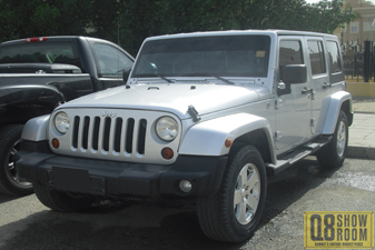 Jeep Wrangler 2009 Family
