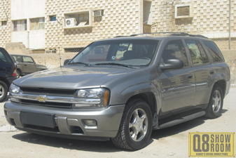 Chevrolet Trail Blazer 2009 Family