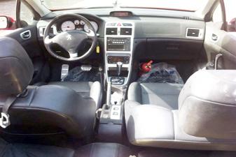 Peugeot 307cc 2006 Sports