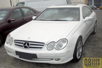 مرسيدس CLK 240 2003 صالون