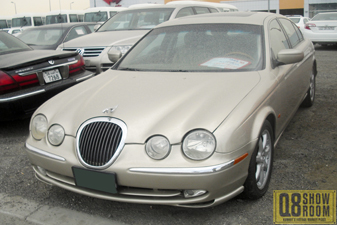 Jaguar S-TYPE 2001 Sedan