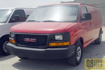 GMC SAVANA 2011 Van