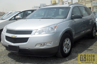 Chevrolet Traverse 2012 Family