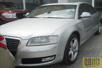 Audi A8 Large 2008 Sedan