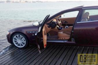 Maserati Quattroporte 2012 Sports
