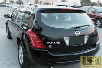Nissan Murano 2006 Family