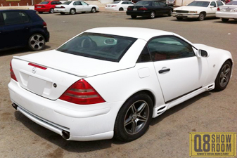 Mercedes SLK 230 2000 Sports