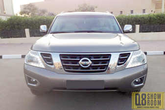 Nissan Patrol 2014 4x4