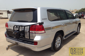 Toyota Land Cruiser 2008 4x4