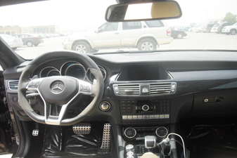 Mercedes CLS 63 2012 Sedan