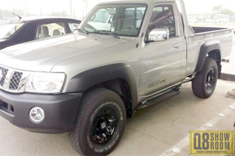 Nissan Patrol 2014 Pick-Up