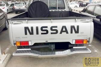 Nissan Patrol 2014 Pick-Up