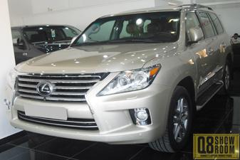 Lexus LX 570 2012 4x4
