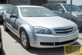 Chevrolet Caprice LS 2012 Sedan