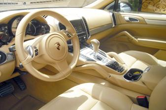 Porsche Cayenne S 2011 4x4