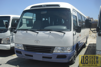 Toyota coaster 2011 Bus