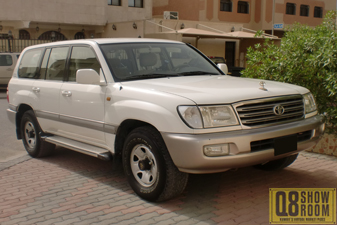 Toyota Land Cruiser 2005 4x4