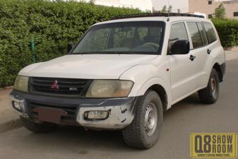 Mitsubishi Pajero 2002 4x4