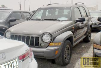 Jeep Cherokee 2005 4x4