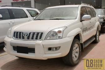 Toyota Prado 2008 4x4