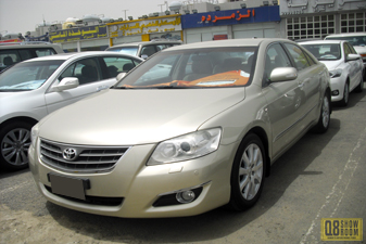 Toyota Aurion 2007 Sedan
