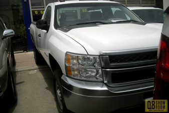 Chevrolet Silverado 2011 Pick-Up