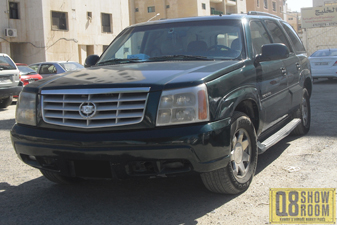 Cadillac Escalade 2002 Family