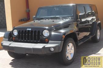 Jeep Wrangler 2013 4x4