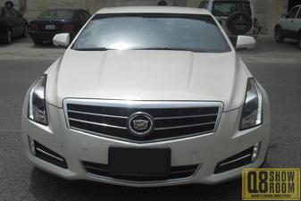 Cadillac ATS 2013 Sedan