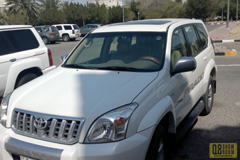 Toyota Prado 2007 4x4