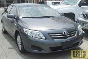 Toyota Corola 2010 Sedan