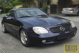 Mercedes SLK 200 2004 Sports